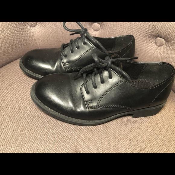 George Boys Dress Shoes Size